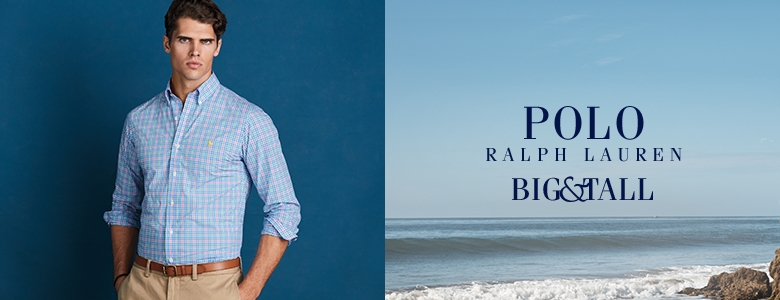 Polo Ralph Lauren | Shop Frank's Big and Tall