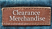 Clearance - 50% Off Summer Merchandise
