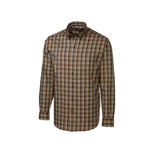 Cutter & Buck Hughes Plaid Sportshirt Thumbnail