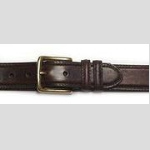 Canterbury Oil-Tanned Leather Belt Thumbnail