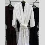 State O Maine Terry Velour Robe Thumbnail