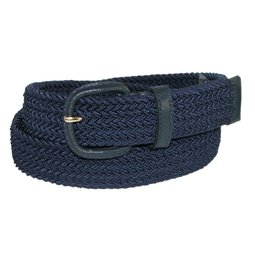 Aquarius Elastic Stretch Braided Belt Thumbnail