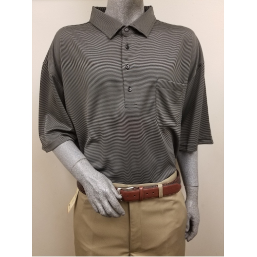 Horn Legend Performance Golf Polo w/ Pocket Thumbnail