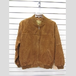 Boston Harbour Suede Varsity Jacket Thumbnail