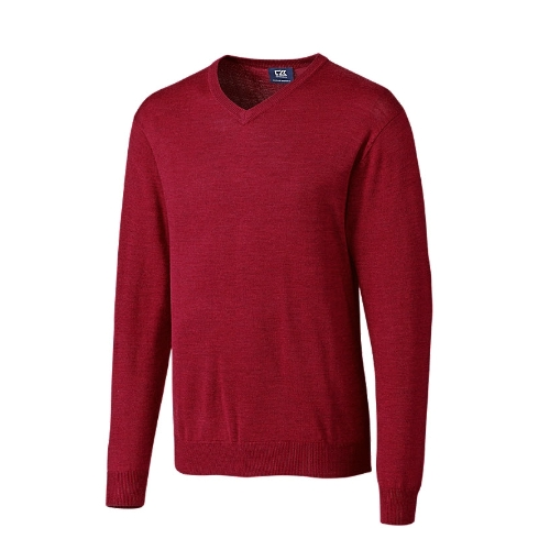 Cutter & Buck Dougals V-Neck Sweater Thumbnail