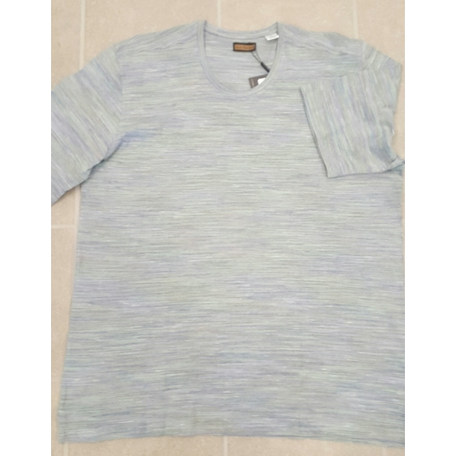 LENOR SPACE DYE CREW TEE Thumbnail
