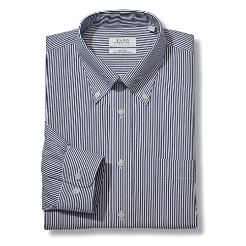 Enro Non-Iron Bengal Pinpoint Button Down Thumbnail