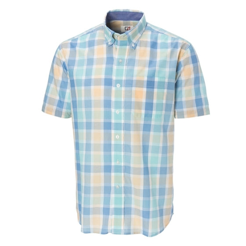 Cutter & Buck Harrison Plaid Sportshirt Thumbnail