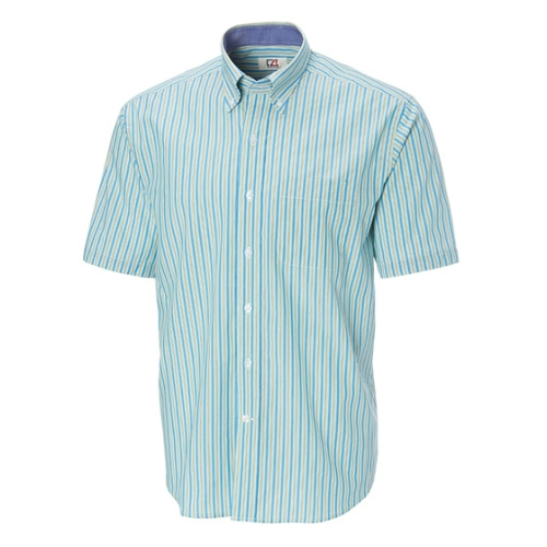 Cutter & Buck Worth Stripe Sportshirt Thumbnail