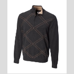 Cutter & Buck Dry Valley Argyle Half Zip Thumbnail
