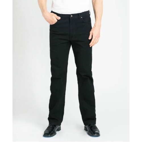 Grand River Black Stretch Jean - 62-68W Thumbnail