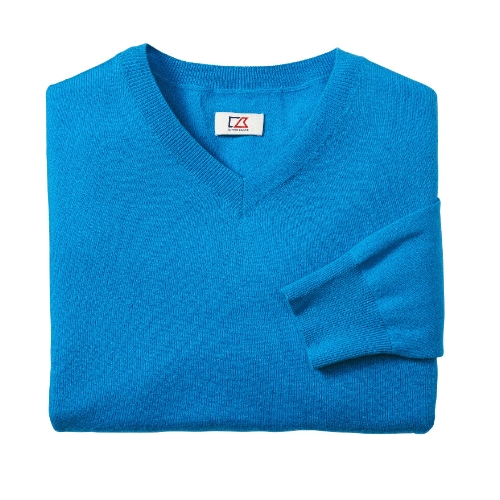 Cutter & Buck Lake Union V-Neck Sweater Thumbnail