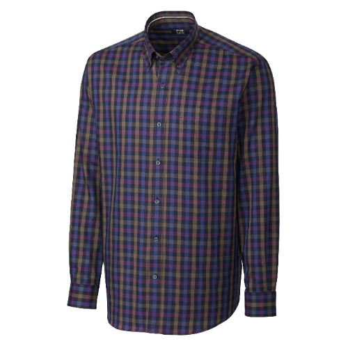 Cutter & Buck Nolan Plaid Sportshirt Thumbnail
