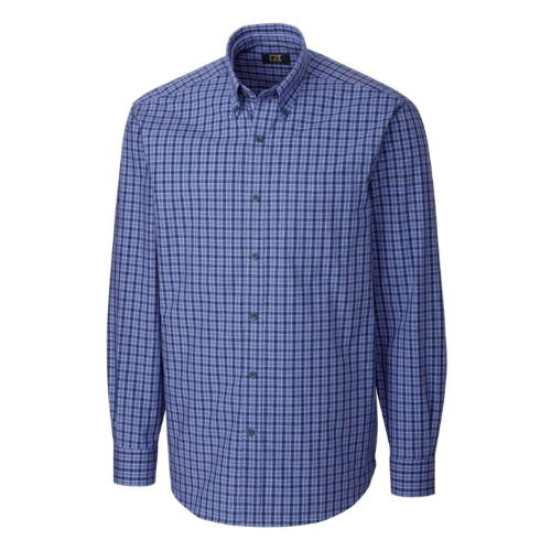 Cutter & Buck Clayton Plaid Sportshirt Thumbnail