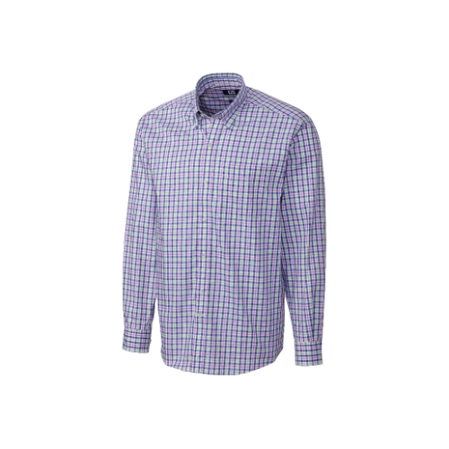 Cutter & Buck Evergreen Plaid Sportshirt Thumbnail