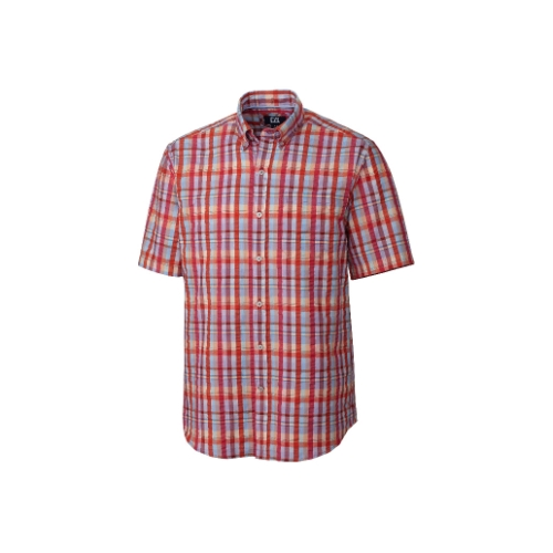 Cutter & Buck Twin Lake Seersucker Sportshirt Thumbnail