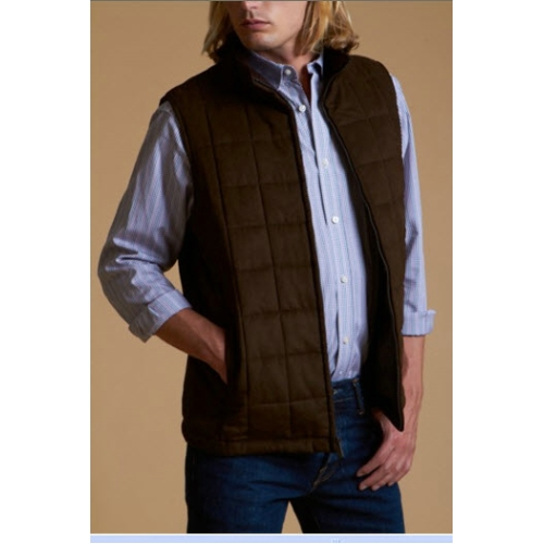 Rainforest Micro Suede Twill Vest Thumbnail