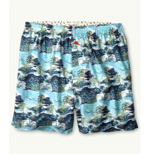 Tommy Bahama Island Washed Boxer Short Thumbnail
