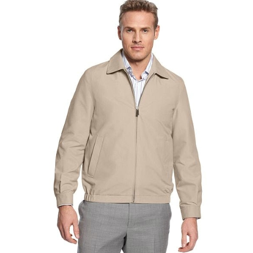 Perry Ellis Bomber Jacket Thumbnail