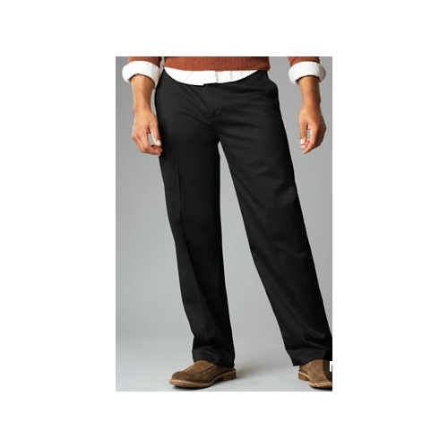 Levi Dockers-Reg. Sizes Flat Front Wrinkle Fr Thumbnail