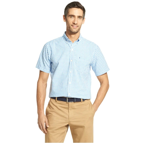 Izod Cool FX Checkered Shirt Thumbnail