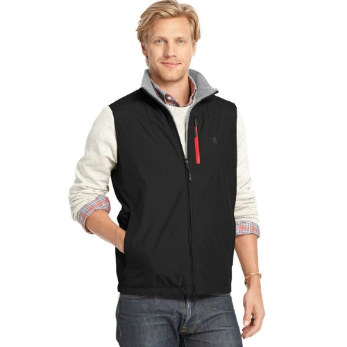 Izod Reversible Fleece Vest Thumbnail