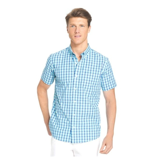 Izod Non-Iron Plaid Sportshirt Thumbnail