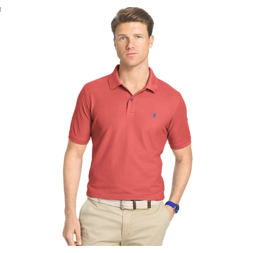Izod Advantage Classic-Fit Performance Polo Thumbnail