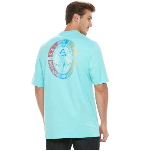Izod Good Waves Graphic T-Shirt Thumbnail
