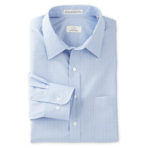 Cooper & Stewart Wrinke-Free Dress Shirt Thumbnail