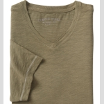 Cooper Jones Vintage Slub V-Neck Tee Thumbnail