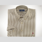 Polo Classic-Fit Gingham Twill Sportshirt Thumbnail