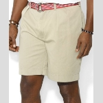 Polo Ralph Lauren Ethan Pleated Short Thumbnail