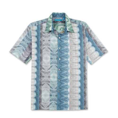Tori Richard Pulse Cotton Lawn Sportshirt Thumbnail