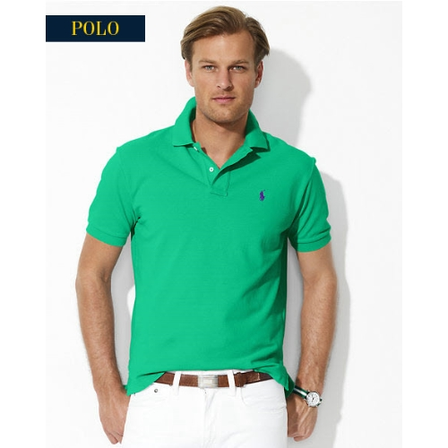 Polo Ralph Lauren Classic-Fit Mesh Polo Thumbnail