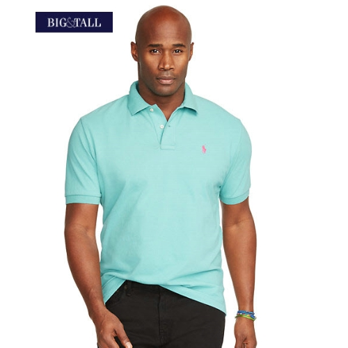 Polo Ralph Lauren Classic-Fit Mesh Pique Polo Thumbnail