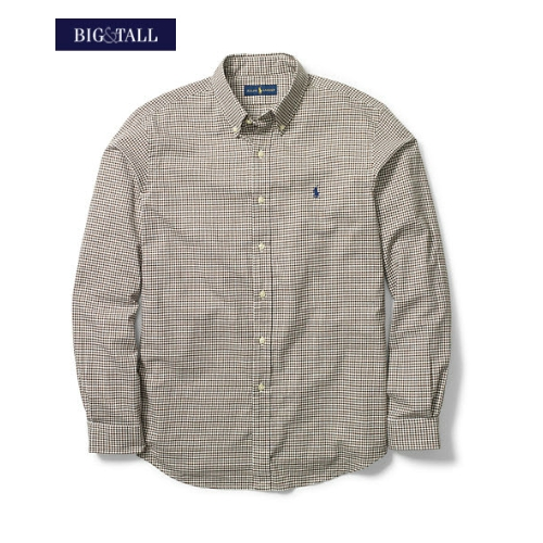 Polo Classic-Fit Cotton Twill Sportshirt Thumbnail