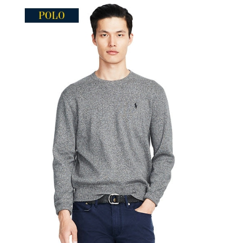 Polo Cotton Crewneck Sweater Thumbnail