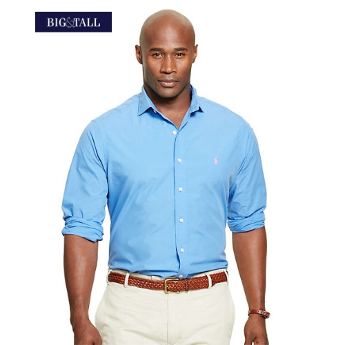 Polo Cotton Poplin Sportshirt Thumbnail