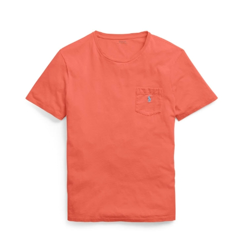Polo Cotton Jersey Pocket T-Shirt Thumbnail