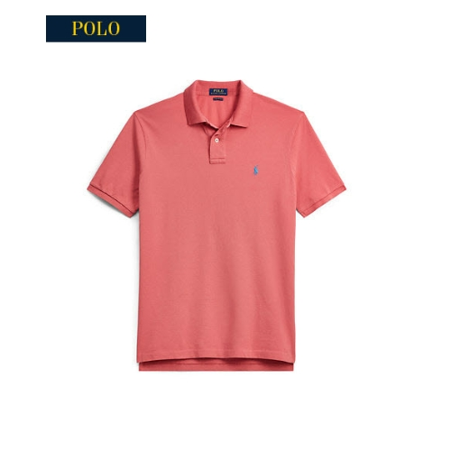 Polo Classic Weathered Mesh Polo Thumbnail