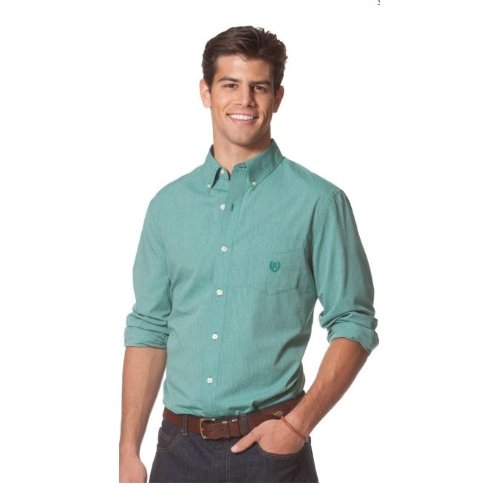 Chaps South Kent Long Sleeve Sportshirt Thumbnail