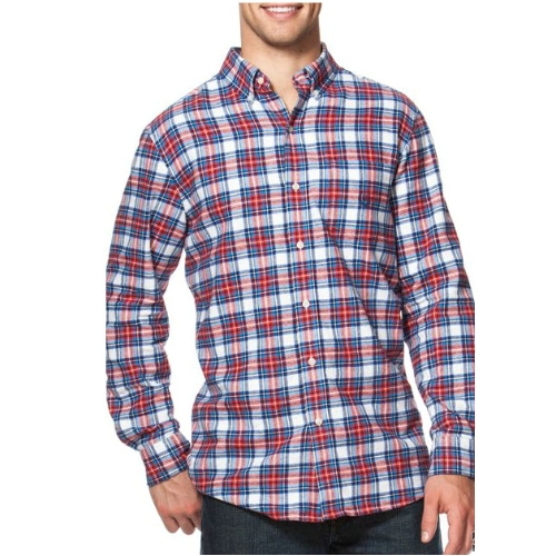 Chaps Flannel Plaid Shirt Thumbnail