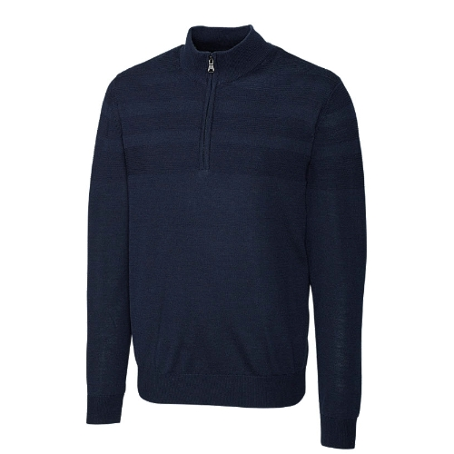 Cutter & Buck Douglas Quarter-Zip Sweater Thumbnail