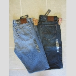 Lucky Brand 181 Distressed Jeans Thumbnail