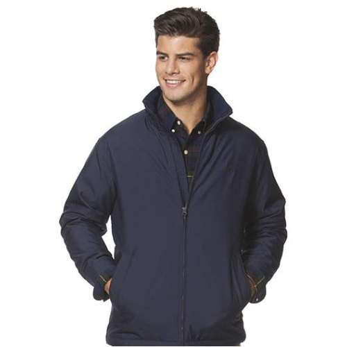 Chaps Sateen Full Zip Jacket Thumbnail
