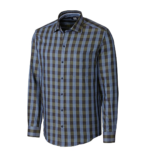 Cutter & Buck Grove Check Sportshirt Thumbnail