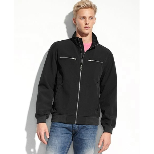Buffalo Soft Shell Moto Jacket Thumbnail