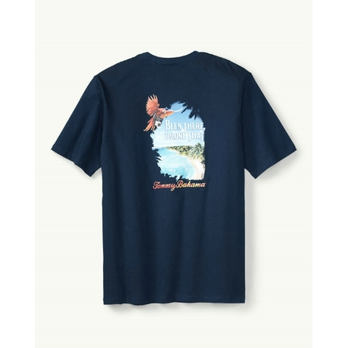 Tommy Bahama Been There Drone That T-Shirt Thumbnail