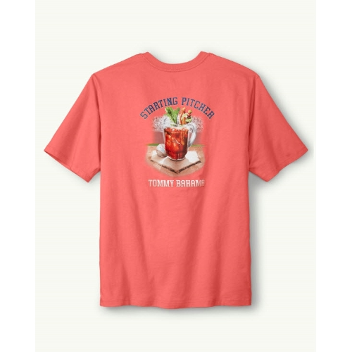 Tommy Bahama Starting Pitcher T-Shirt Thumbnail